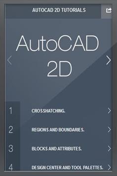 Learn AutoCad 2D screenshot 5