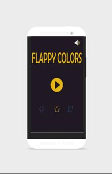 Flappy Colors poster