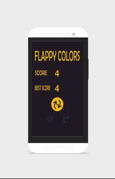 Flappy Colors screenshot 2