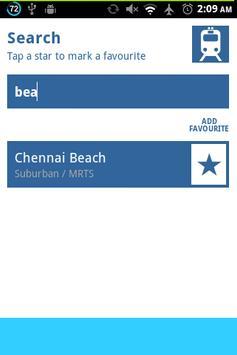 StationAlert CHENNAI screenshot 3