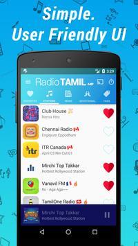 Radio Tamil HD poster