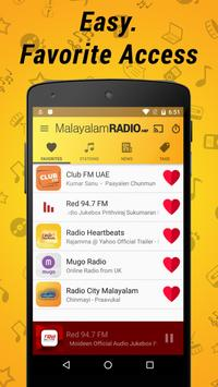 Malayalam Radio HD screenshot 2