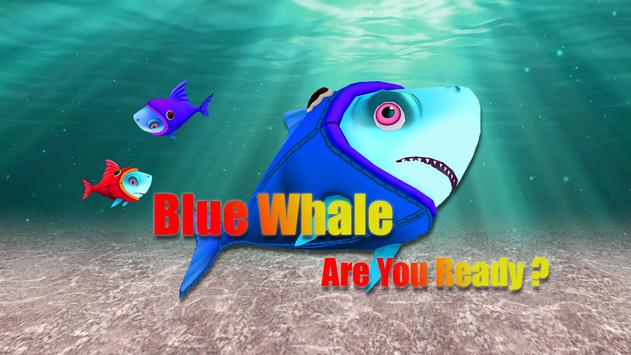 Blue Whale Shoot Game :Russian Blue Whale Suicide! poster
