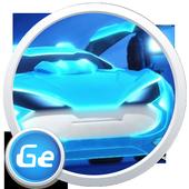Blue Will Watch Car Adventure icon