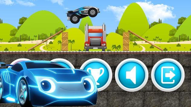 Blue Will Watch Car Adventure poster