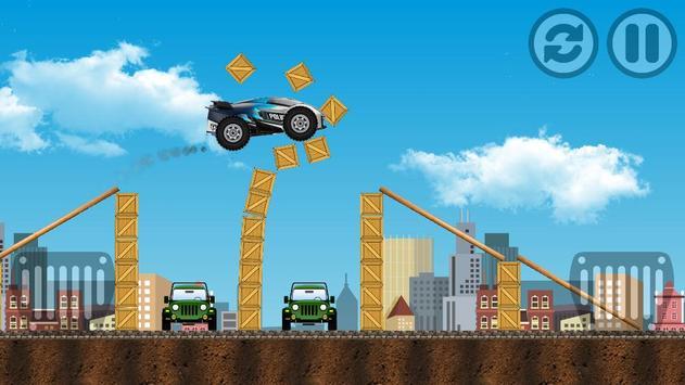 Blue Will Watch Car Adventure apk screenshot