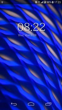 Blue And White HD Wallpaper apk screenshot