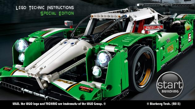 Instructions Lego Technic SE 1 0 (Android) - Download APK