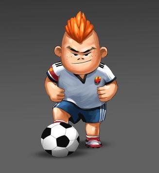 Kung fu Feet: Ultimate Soccer apk screenshot