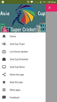 Asia Cup Update screenshot 2
