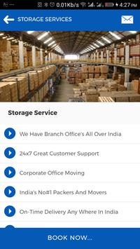 Packers And Movers Booking App screenshot 12