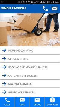 Packers And Movers Booking App screenshot 22