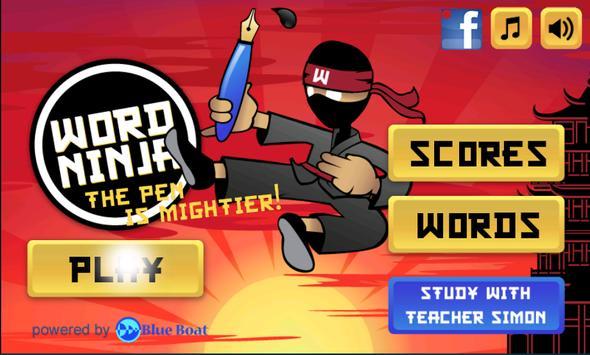 Word Ninja screenshot 2