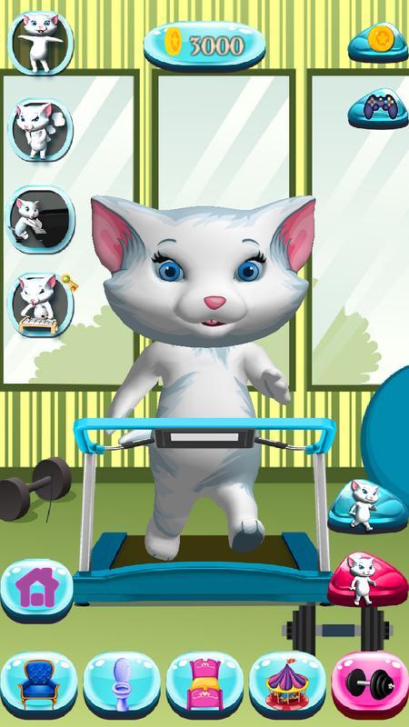 Berbicara Kucing Apk Download Gratis Santai Permainan