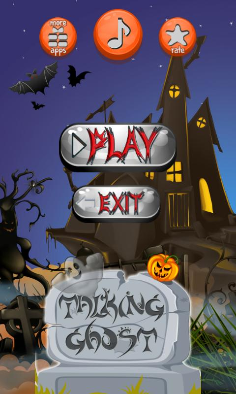 Talking Ghost for Android - APK Download