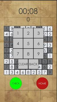 Sudoku Classic screenshot 4