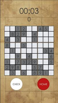 Sudoku Classic screenshot 3
