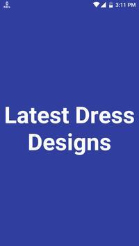 Dress Design poster