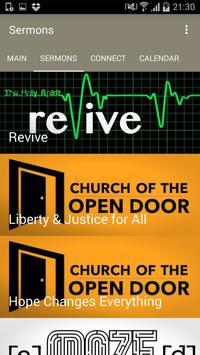 Church of the Open Door YorkPA apk screenshot