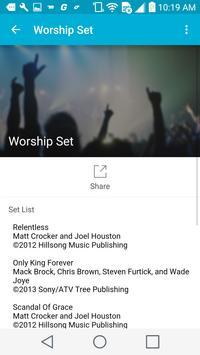 Cornerstone Fellowship App screenshot 1