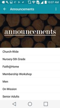 Cottonwood Creek Church screenshot 1