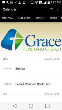 Grace Heartland Church poster