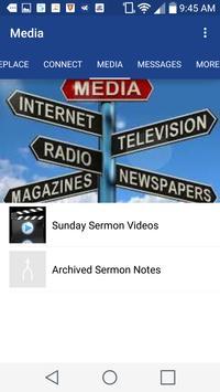GracePlace Church of Christ apk screenshot