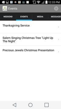Peoples Church apk screenshot