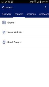 The Peace Church App apk screenshot