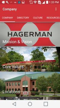 Hagerman poster