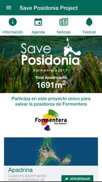 Save Posidonia Project poster