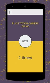 The Button (Drinking game) screenshot 2