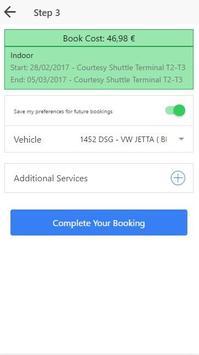 Blue Cat Parking apk screenshot
