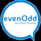 evenOdd.. The CarPool Club icon