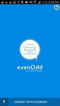 evenOdd.. The CarPool Club poster