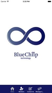 BlueChiip Technology CRM poster