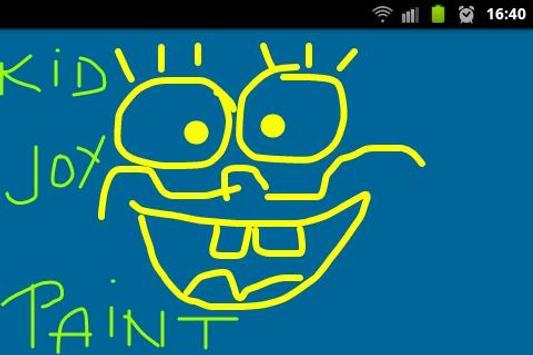 Kid Joy Paint apk screenshot