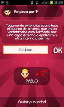 PasoPalabra apk screenshot