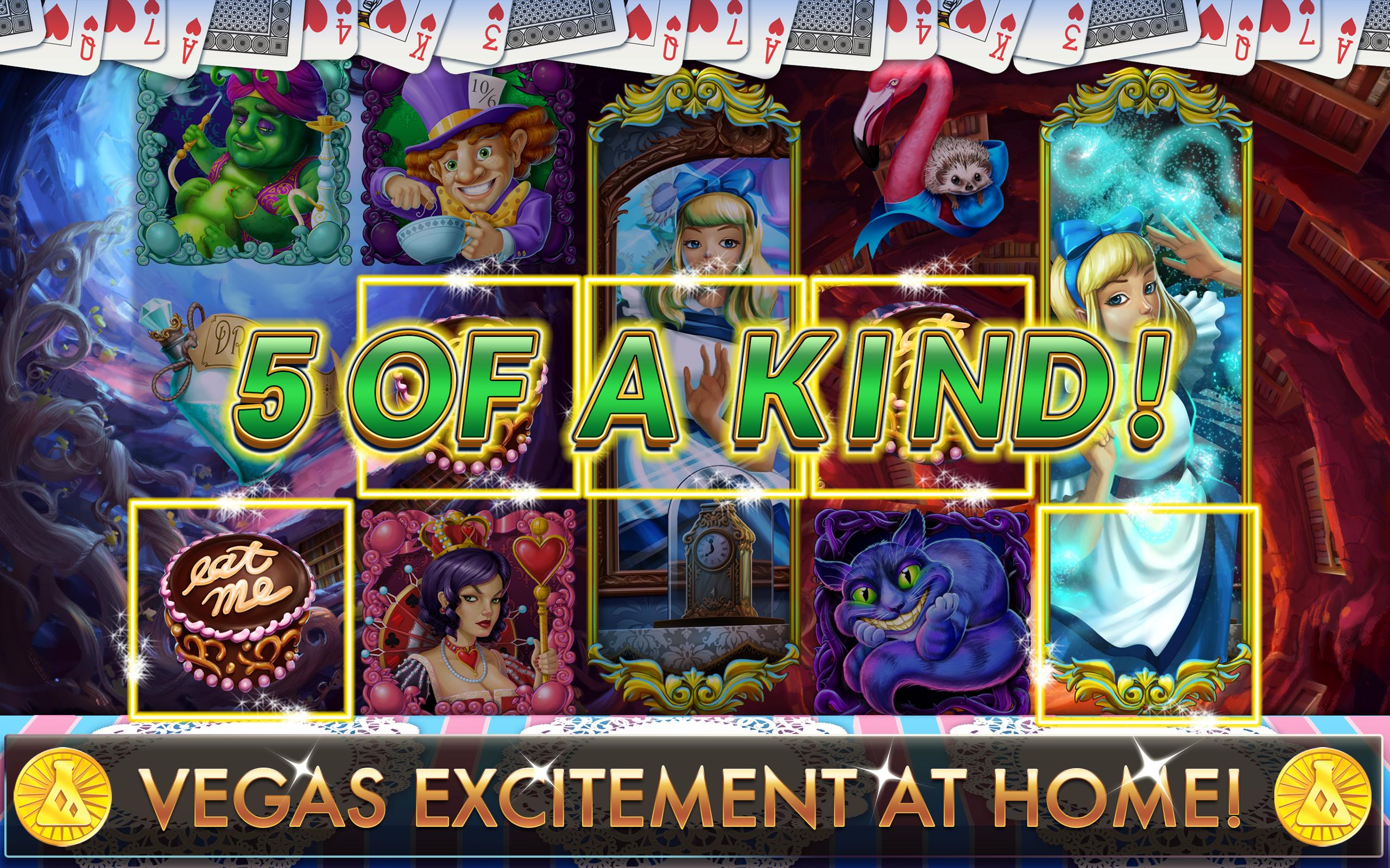 Wonderland Slot