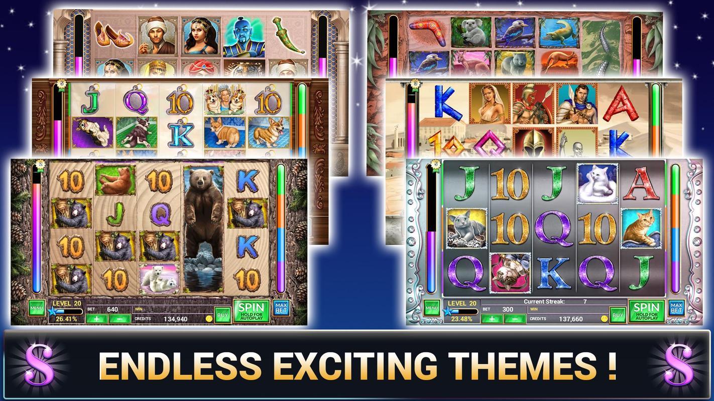fun free slot games