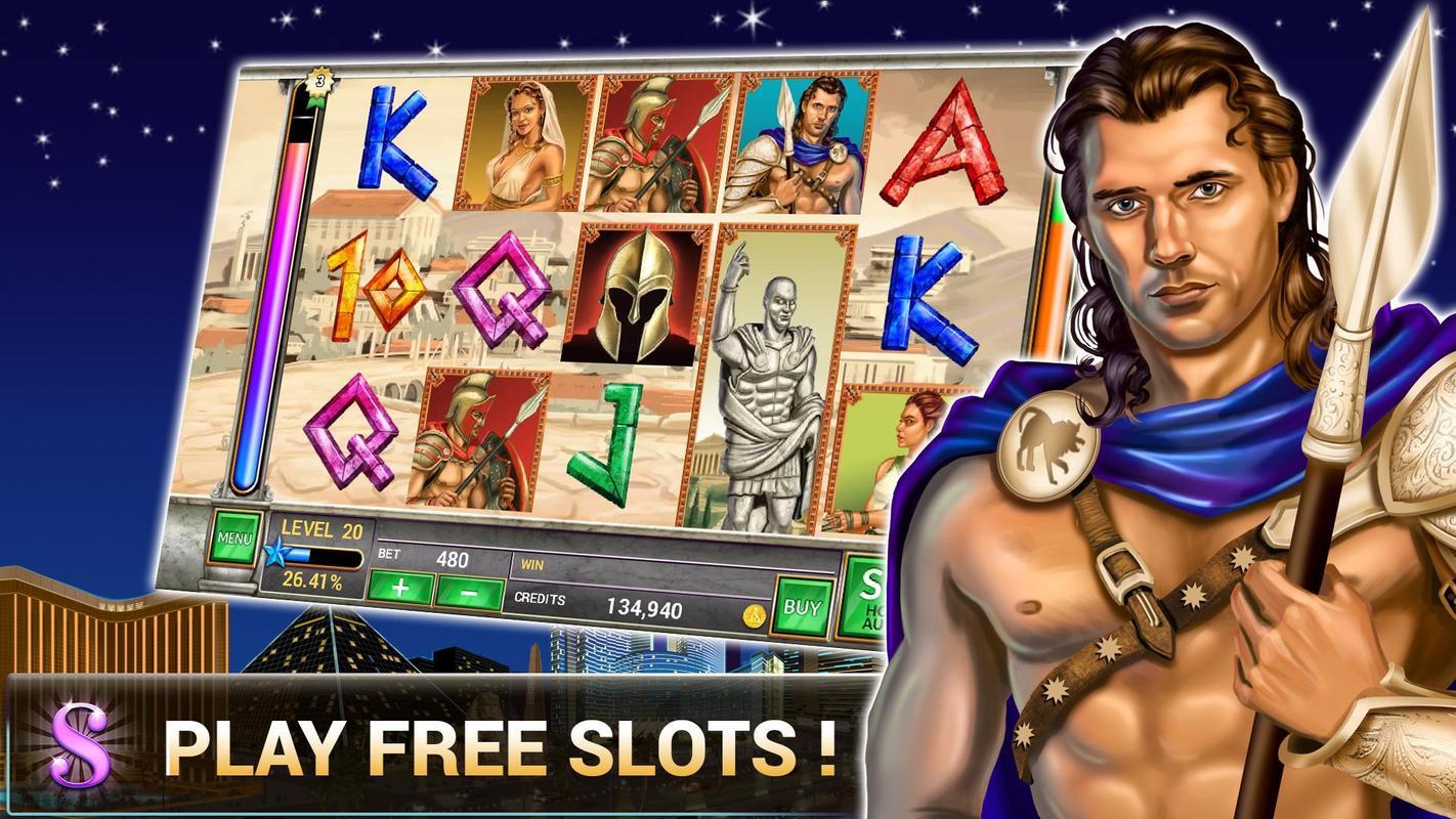 free slots games play
