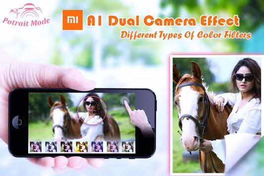 Potrait Mode Camera - DSLR Camera - Dual Camera screenshot 2
