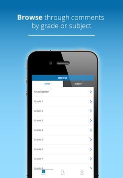 Easy Report Cards apk screenshot