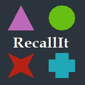 RecallIt: A Speed Memory Game icon