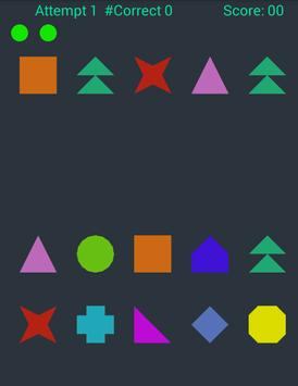RecallIt: A Speed Memory Game apk screenshot