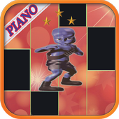 Blue Eiffil Piano Game icon