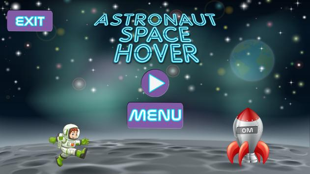 Astronaut Space Hover screenshot 1