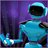 Mighty Robot Hover icon