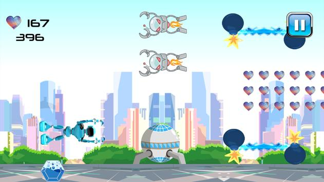 Mighty Robot Hover apk screenshot
