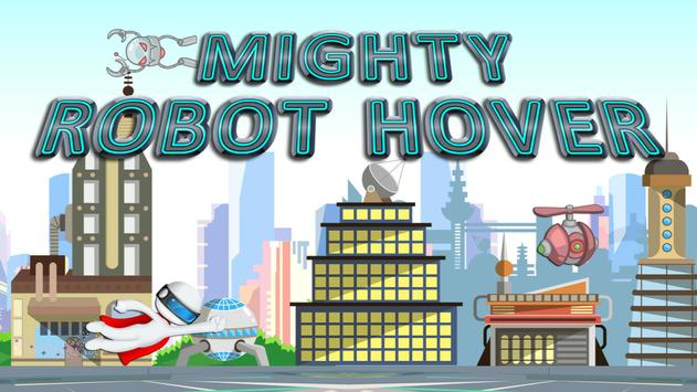 Mighty Robot Hover poster